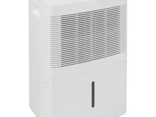 GE 20 pt  per Day Dehumidifier for Damp Rooms up to 500 sq  ft  Whites
