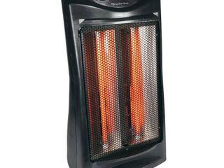 Comfort Zone Quartz Radiant Tower Heater