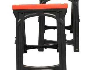Professional Woodworker 1 Pair Folding Sawhorses