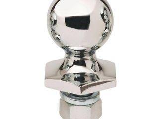 Reese Towpower 72803 Chrome Interlock in Hitch Ball