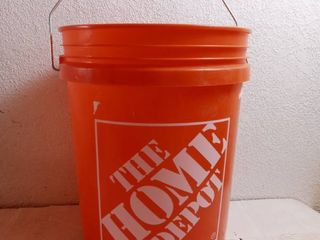 5 Gallon Bucket Orange