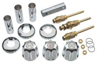 Danco 39617 Trim Kit for Gerber Triple Handle Tub and Shower Faucets