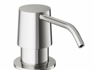 VIGO 12 oz  Kitchen Soap Dispenser in Stainless Steel