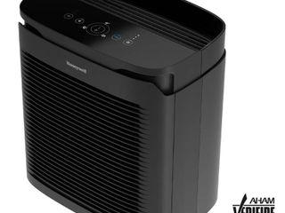 Honeywell PowerPlus True HEPA 200 sq  ft  Allergen Remover Air Purifier  Black