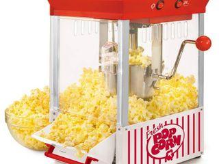 nostalgia kettle popcorn maker