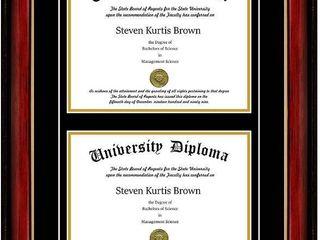 Certificate Display Frame