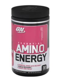 Amin o  Energy 72 Servings Strawberry