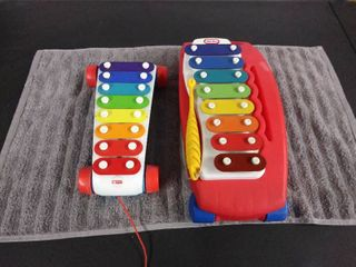 Fisher Price   little Tikes Xylophones