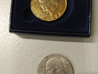Coins Dollars lot of 2