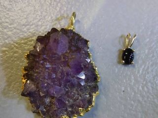 Necklace Charms lot of 2