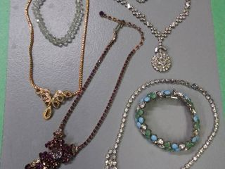 Jewelry lot of 6