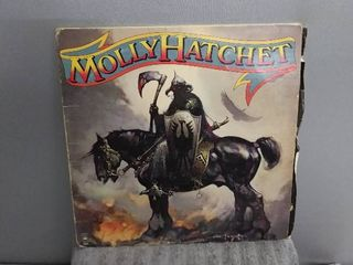Molly Hatchet Vinyl Record