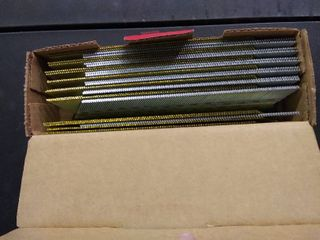 Tool lot   34   Senco 2 1 2 Finish Nails for Nail Gun