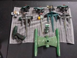 Tool lot   52   Assorted Sprinklers