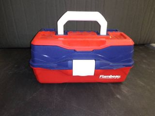 Eagle Claw Tackle Box   Water Tennis Rackets