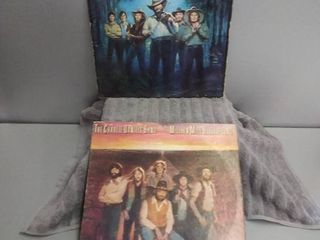 2 Charlie Daniels Band Vinyl Records