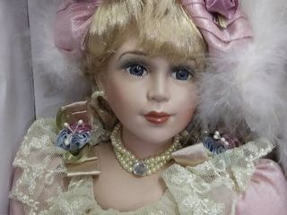Duck House Heirloom Dolls Porcelain Doll