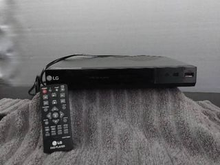 lG DVD CD Player