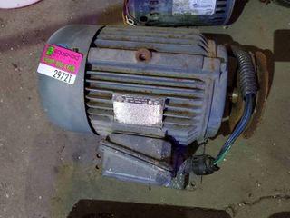 Industrial Electric Motor WWE5 18 184T
