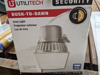 Utilitech Dusk To Dawn Security light