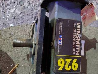 Winsmith Speed Reducer