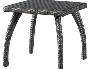 Honolulu Outdoor Wicker Side Table by Christopher Knight Home Retail 81 99
