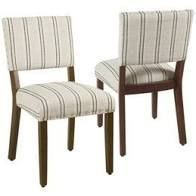 Pair of Black  The Gray Barn Elve Hill Dining Chair  Retail 202 49