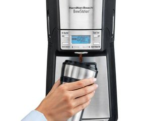 Hamilton Beach BrewStation 12 Cup Programable Dispensing Coffee Maker