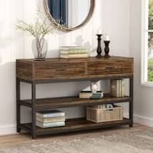 Console Table Hallway Entry Table with Drawers  Retail 219 99