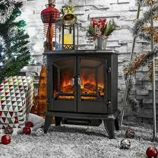 Electric Fireplace Heater Freestanding I