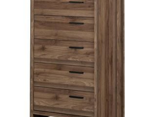 South Shore Tao 5 drawer Chest  Retail 326 49