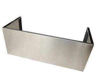 NXR Stainless Steel Range Hood Chimney Cover Extension  48  Retail 224 99