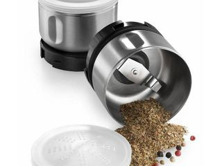 KitchenAid Bcgsga Spice Grinder Accessory Kit  Stainless Steel