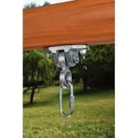 Metal Swing Hanger with 250lb Weight