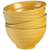 Weyand 28oz Cereal Bowl Color  Yellow