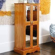 Hives   Honey Chelsea Jewelry Armoire Wh