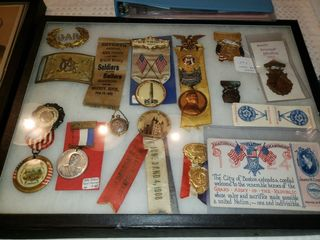 Private Collection of Authentic Civil War Memorabilia