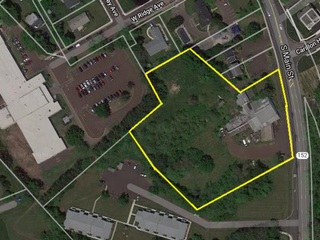 Commercial Property on 2.73 Acres Zoned Institutional in West Rockhill Township, PA