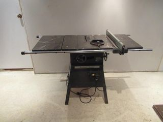Rockwell Beaver Table Saw   Banc de scie