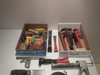 Hand Tools   Outils manuels