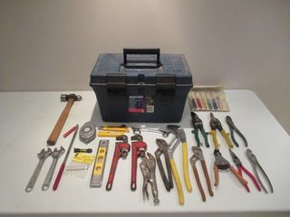 Mastercraft Tool Box  Tools   Coffre et outils