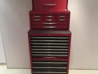 20 Drawer Tool Cabinet Armoire a outils 20 tiroirs