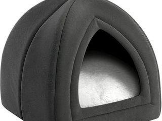 Bedsure Cat Bed Pet Tent Cave for Cats Small Dogs