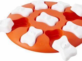 Nina Ottosson by Outward Hound Dog Smart Orange