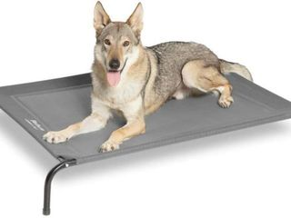 Bedsure Elevated Dog Bed   large Raised Dog Cot