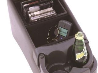 Rampage 39223 Charcoal Truck Bench Seat Console