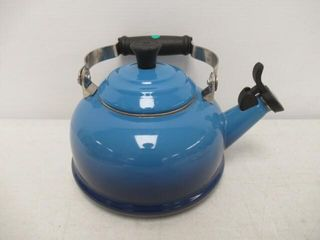 Used  le Creuset 1 7 litre Classic Whistling
