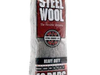 2  Homax 33873161073 Steel Wool  16 pad  Extra