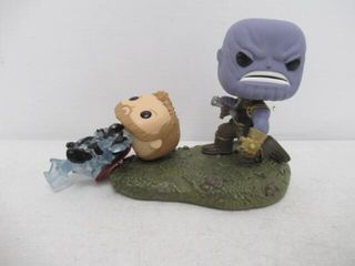 As Is  Funko Movie Moments Marvel  Avengers