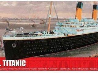 Airfix RMS Titanic 1 400 Passenger Ship Plastic